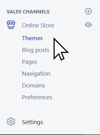 Select Shopify Themes